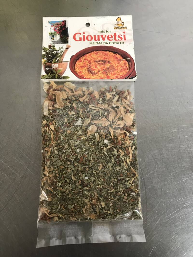 Mix voor Giouvetsi