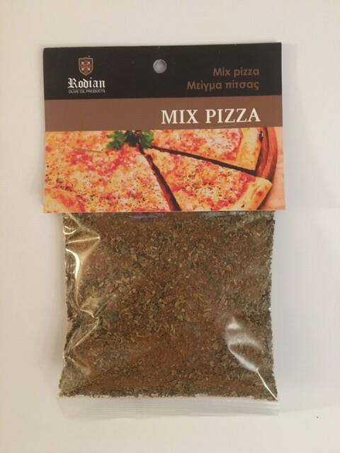 Mix voor Pizza