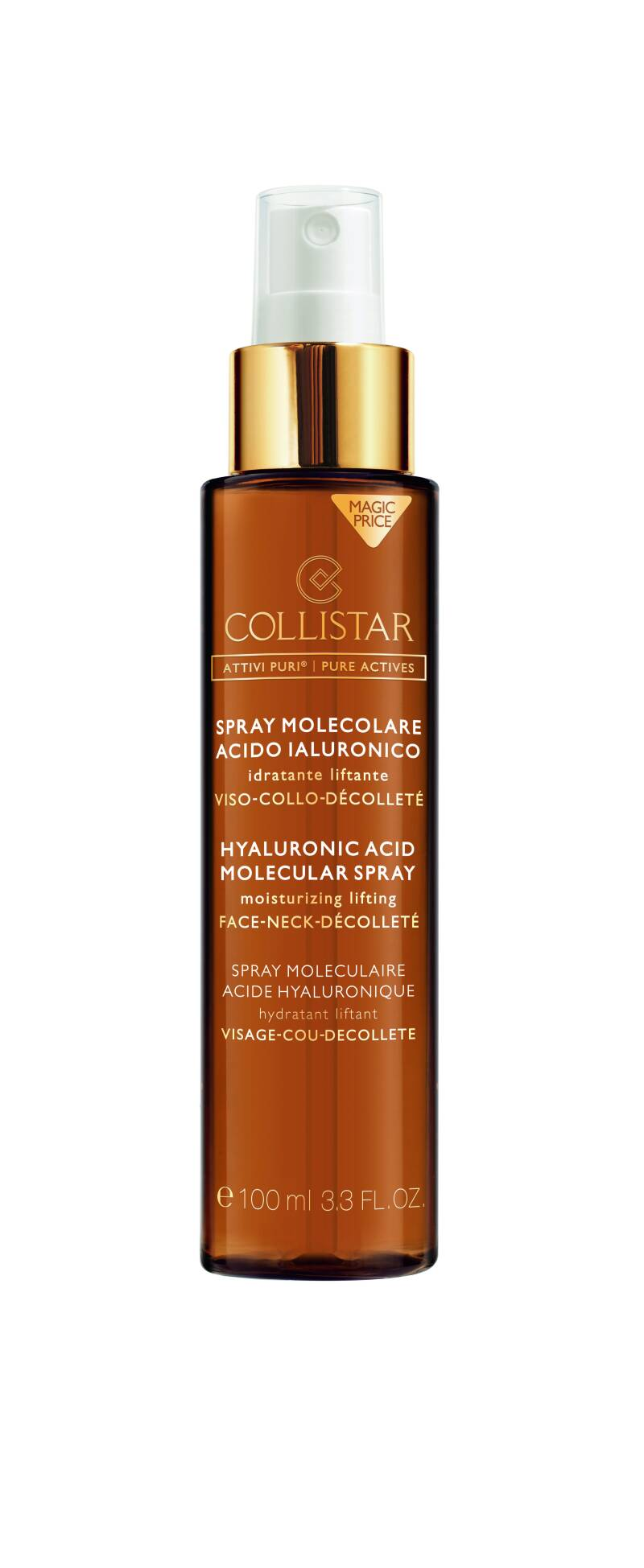 Pure Actives Hyaluronic Acid Spray 100 ml