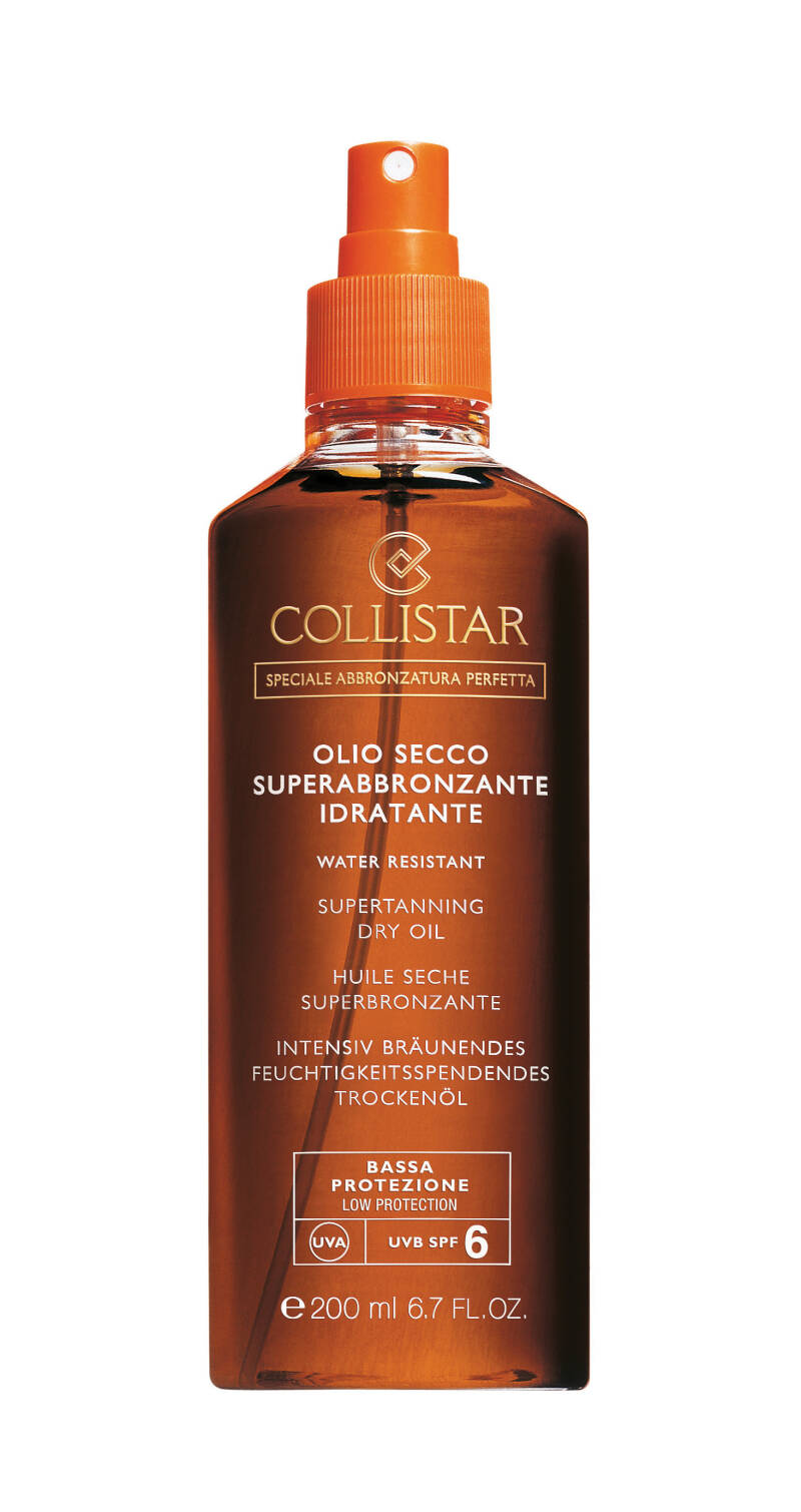 Supertanning Dry-Oil SPF 6 200 ml