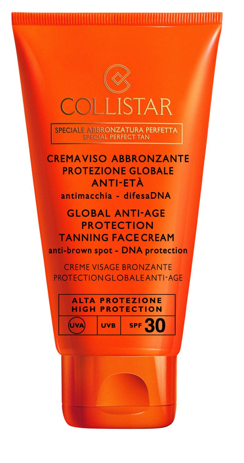 Globale Anti-Age Protection Tanning Face Cream SPF30 50 ml