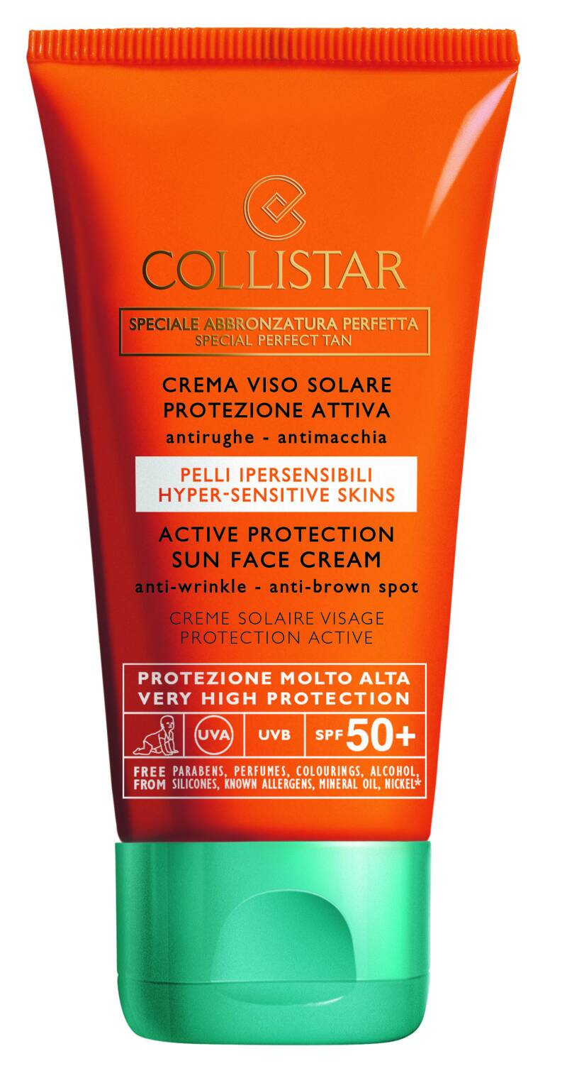 Active Protection Tanning Face Cream SPF50 50 ml