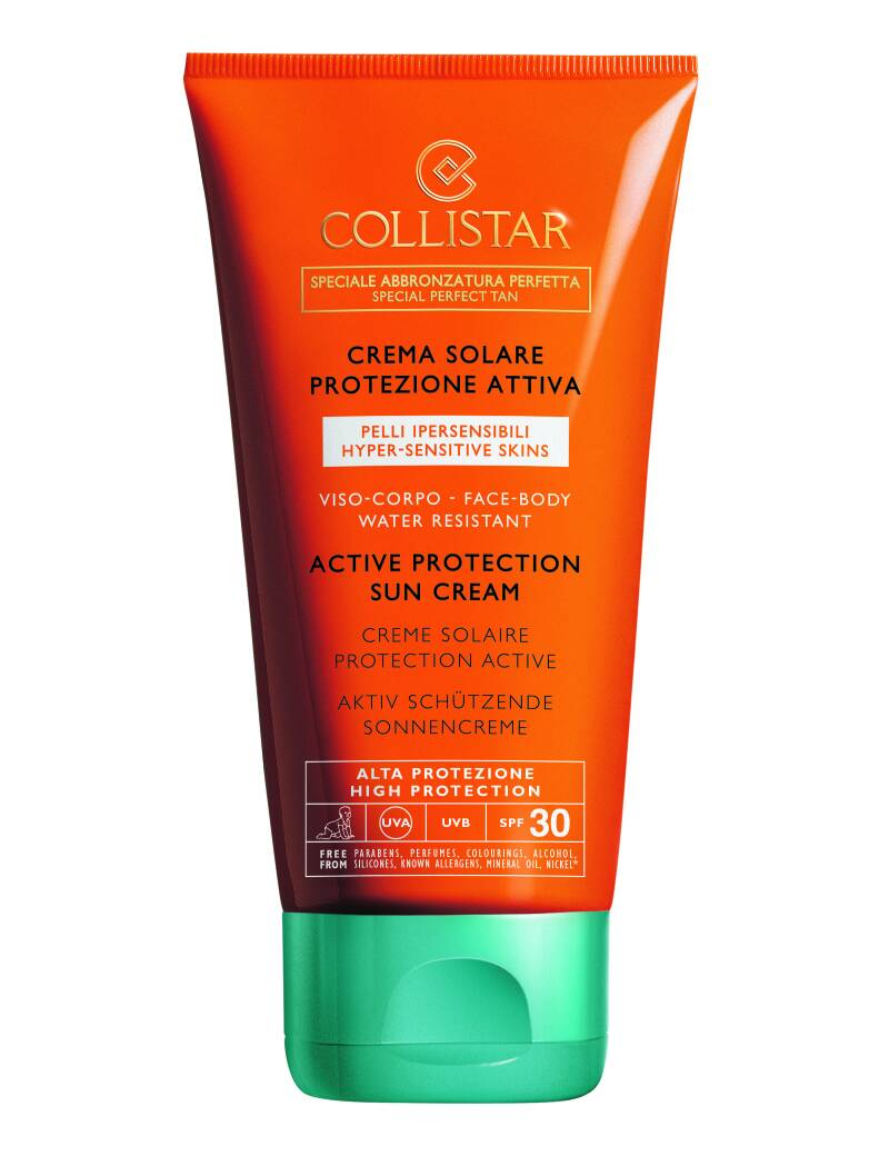 Active Protection Tanning Cream SPF30 150 ml