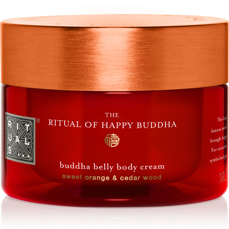 The Ritual of Happy Buddha Bodycream