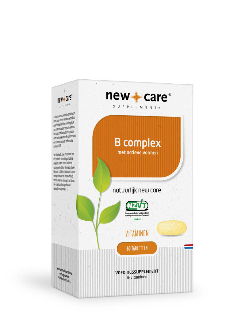 New Care B Complex 60 tabletten
