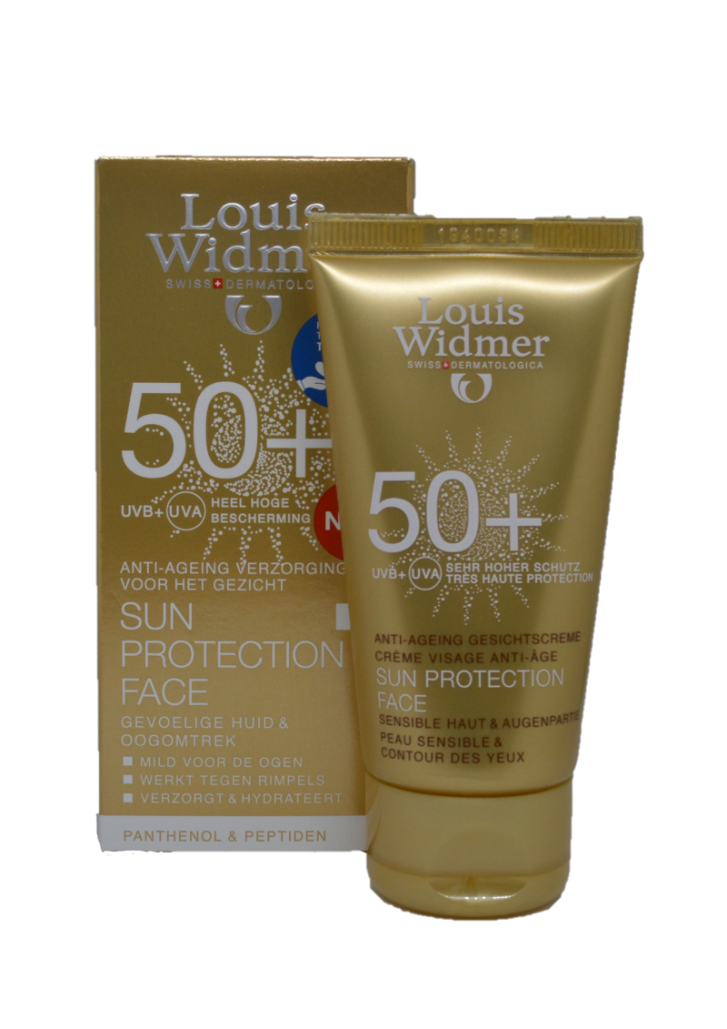 Sun Protection Face SPF50