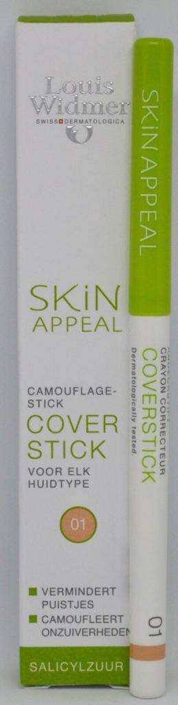 Skin Appeal Coverstick 01 of 02
