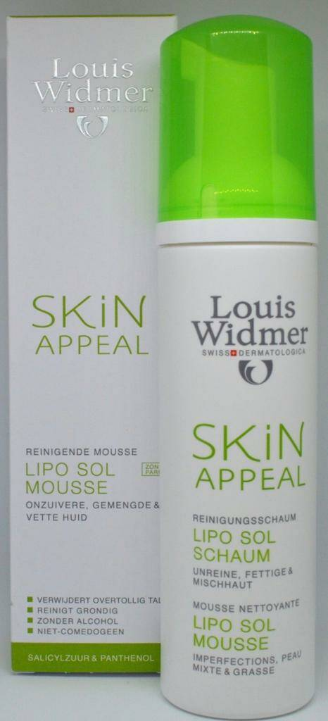 Skin Appeal Lipo Sol Mousse
