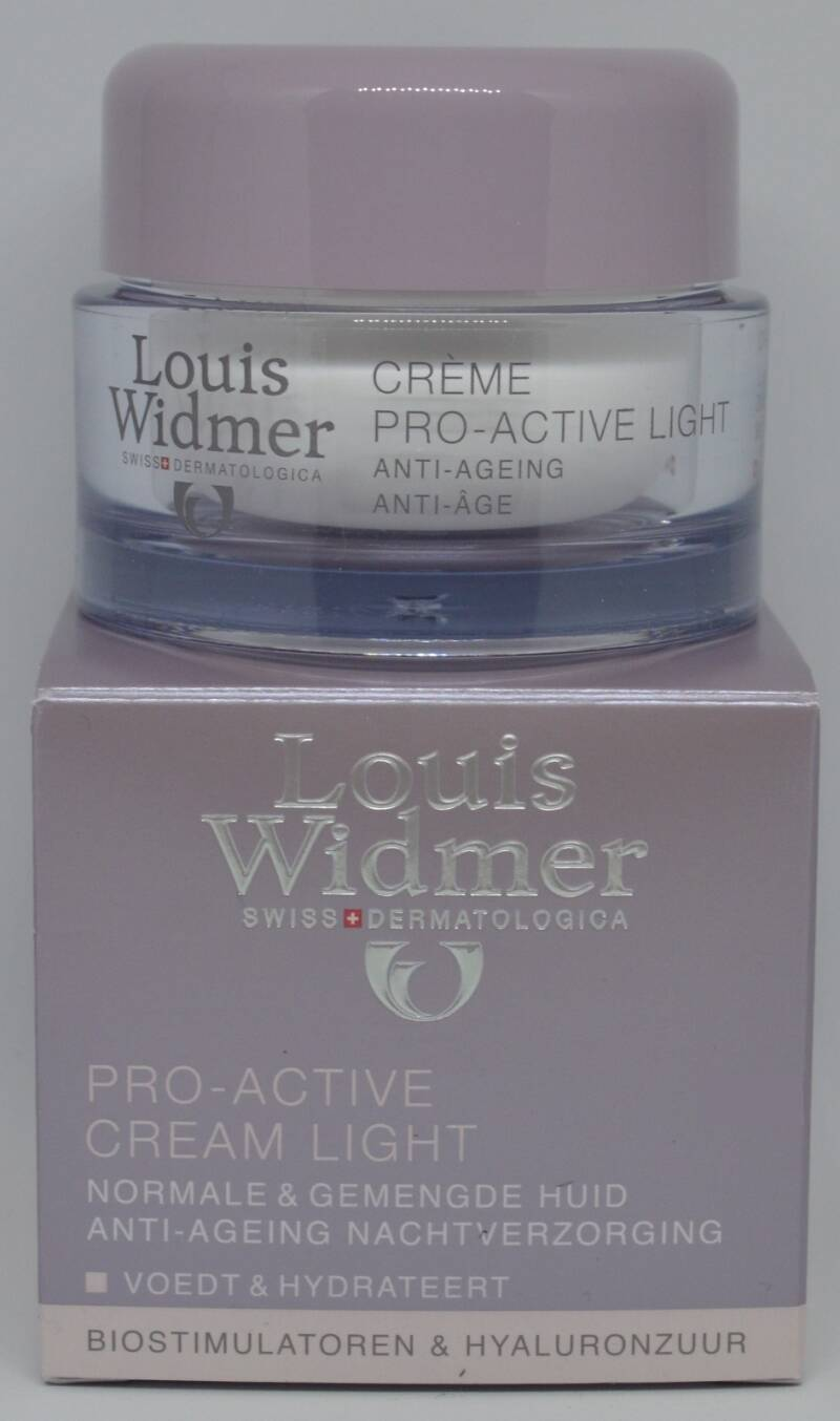 Nachtcrème Pro Active Light