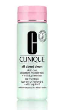 Clinique All in one cleansing