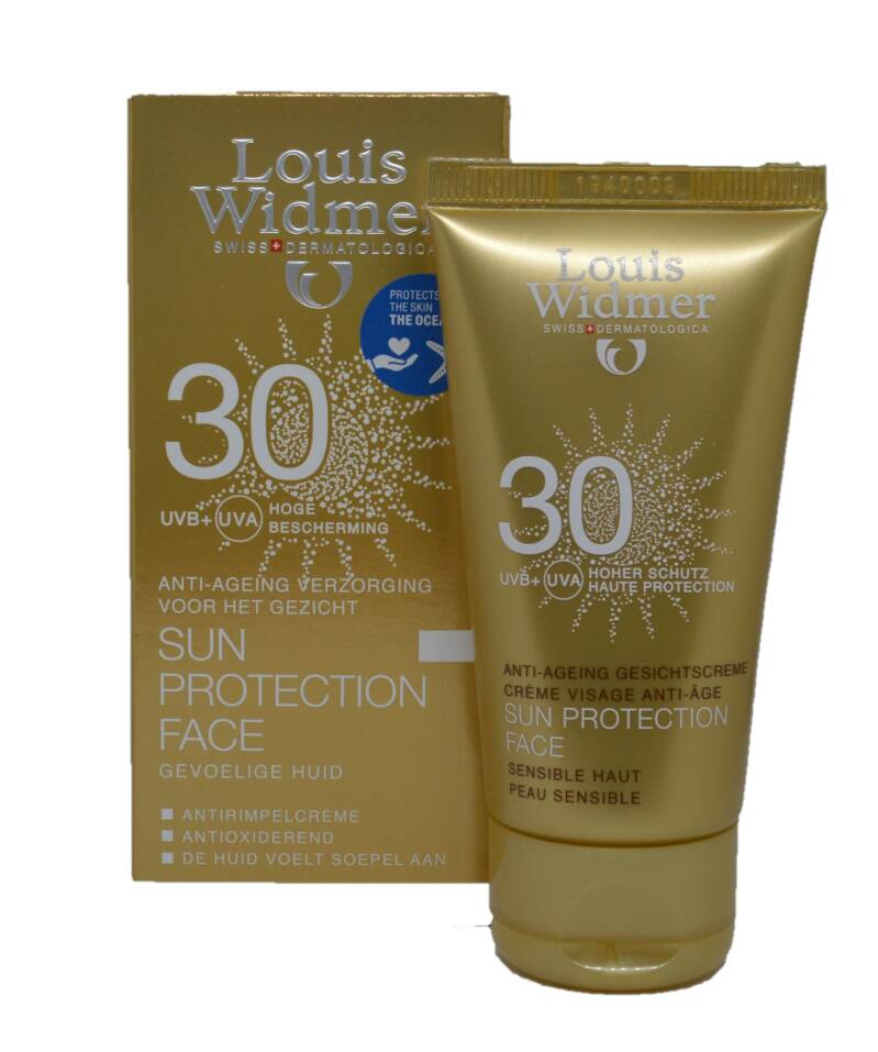 Sun Protection Face SPF30