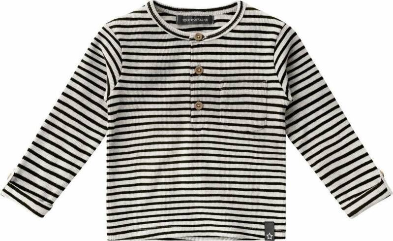 Your Wishes | Longsleeve Beige Stripes