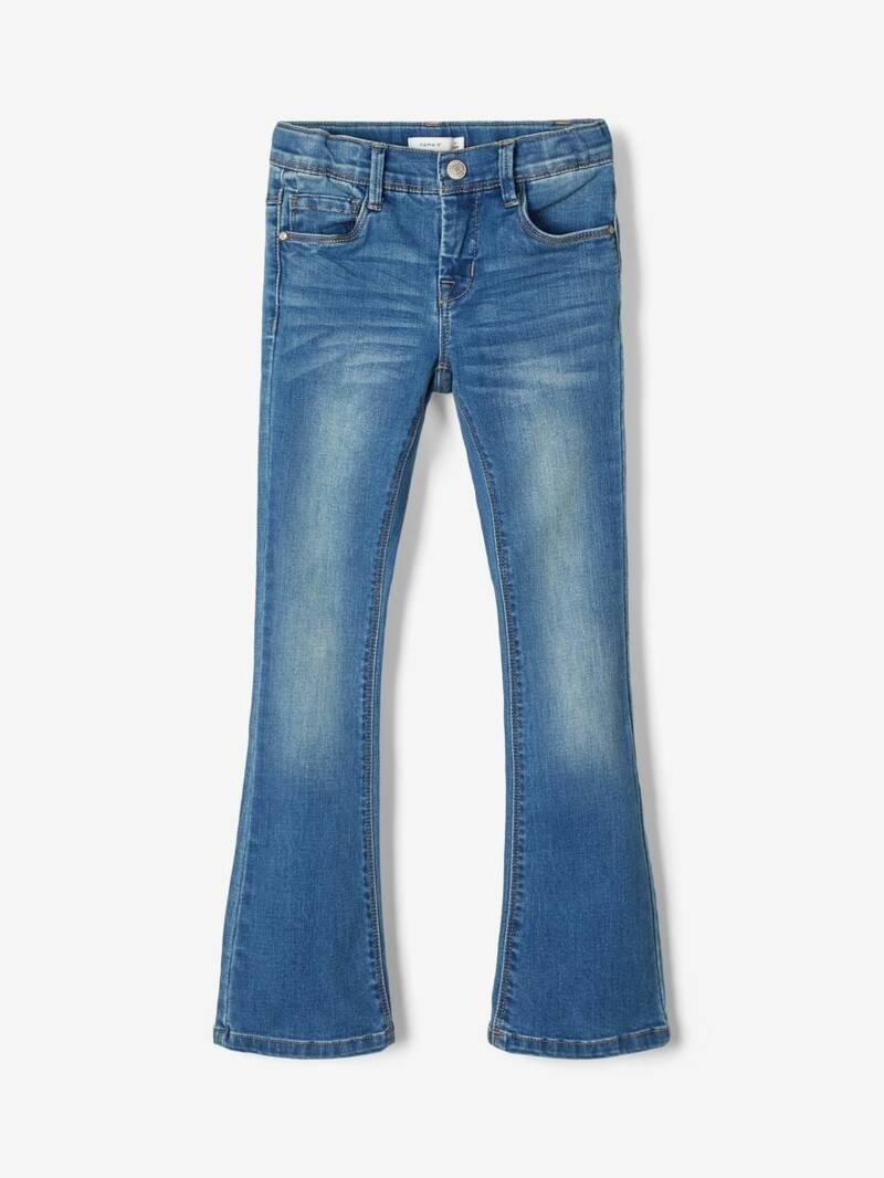 Name It | Flared Jeans Polly Medium Blue