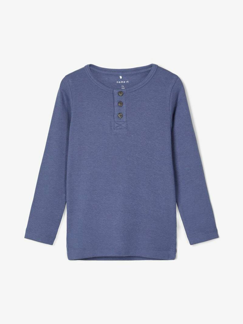 Name It | Longsleeve Sebwo Blauw