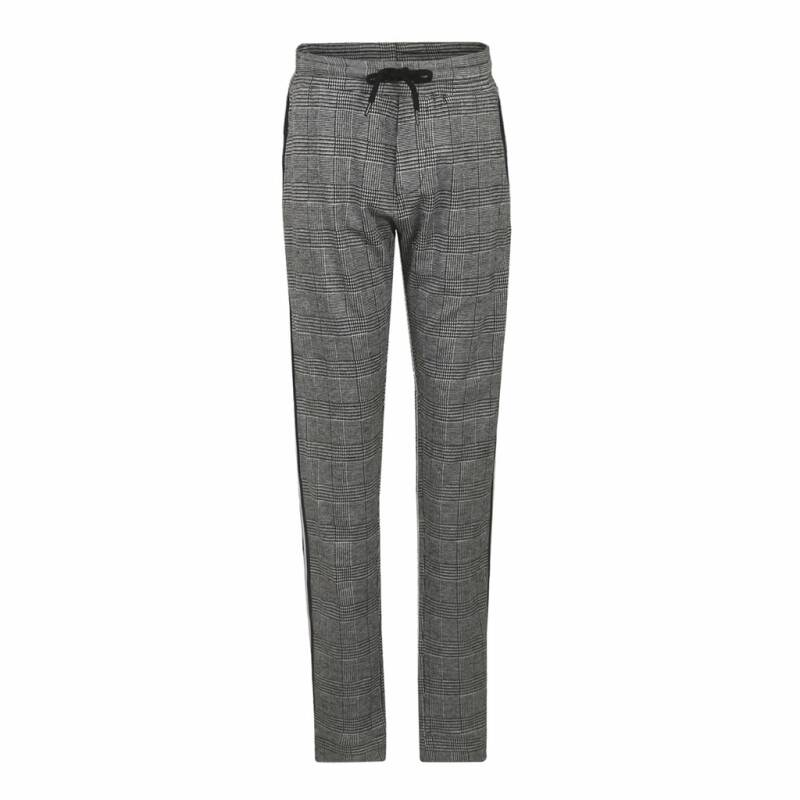 Jumping The Couch | Sweatpants Geruit Grijs