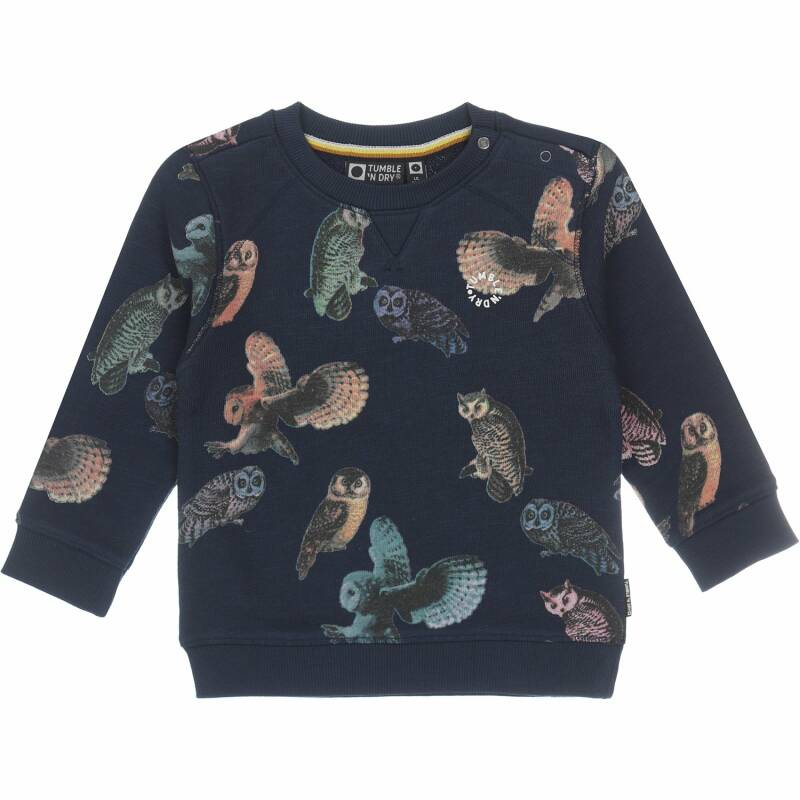 Tumble 'n Dry | Sweater Blue Owls Jousef