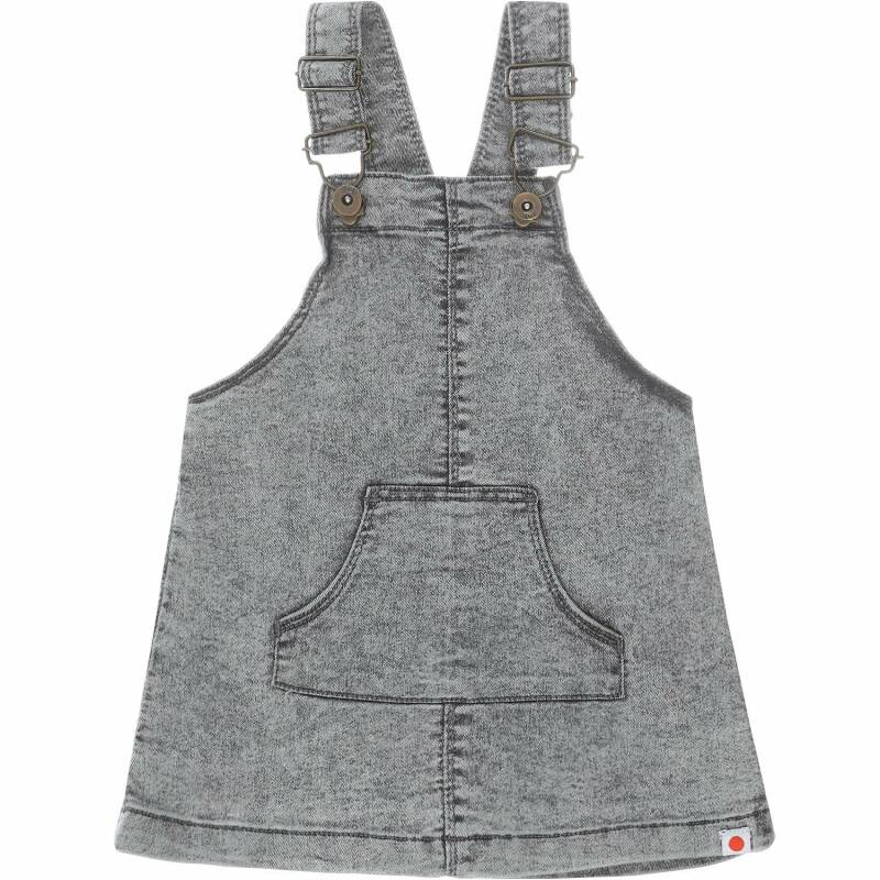 Tumble 'n Dry | Salopette Grey Denim Geisje