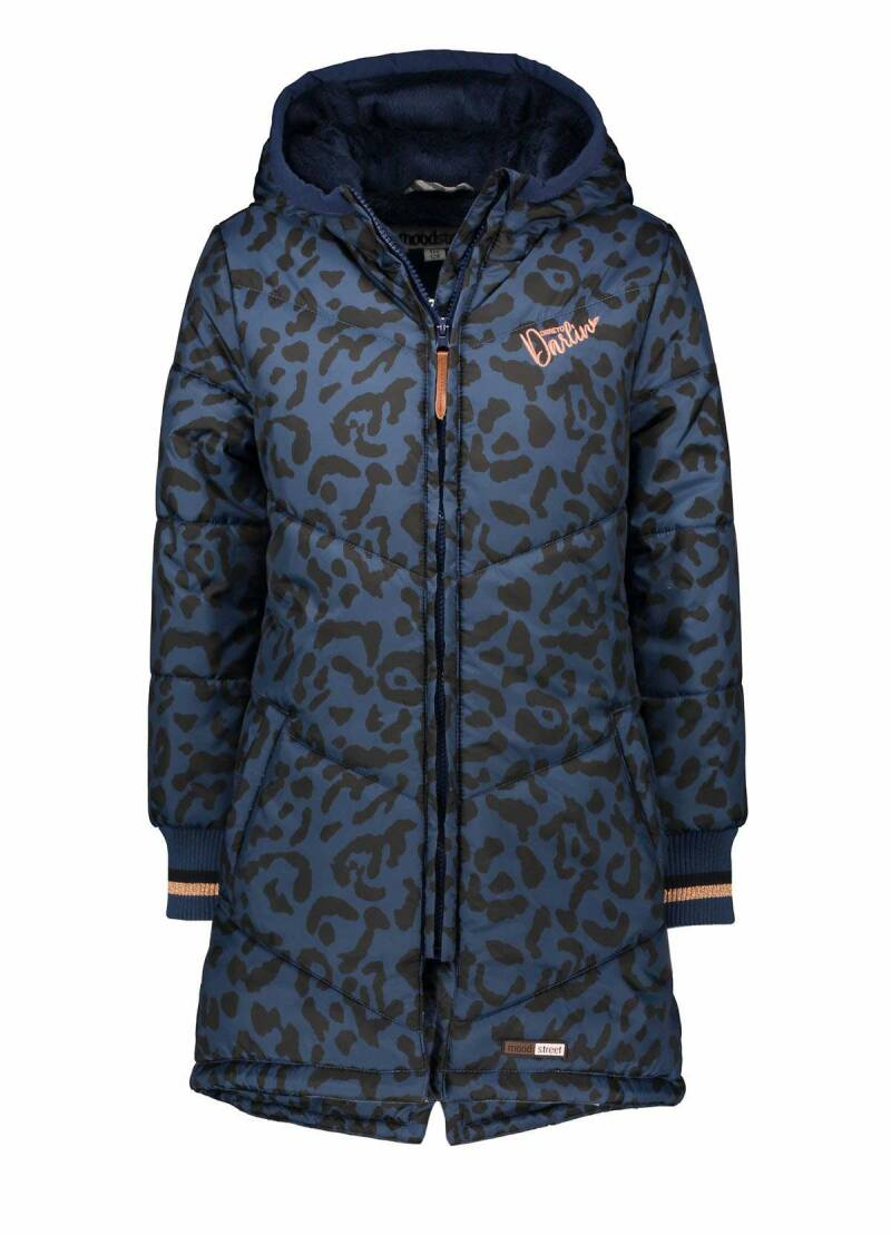 Moodstreet | Winterjas Blue Panther