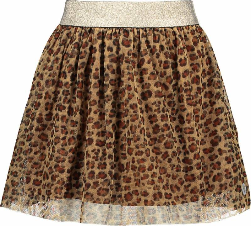 Moodstreet | Skirt Brown Panther
