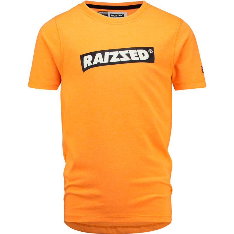 Raizzed | Hudson T-Shirt Neon Orange