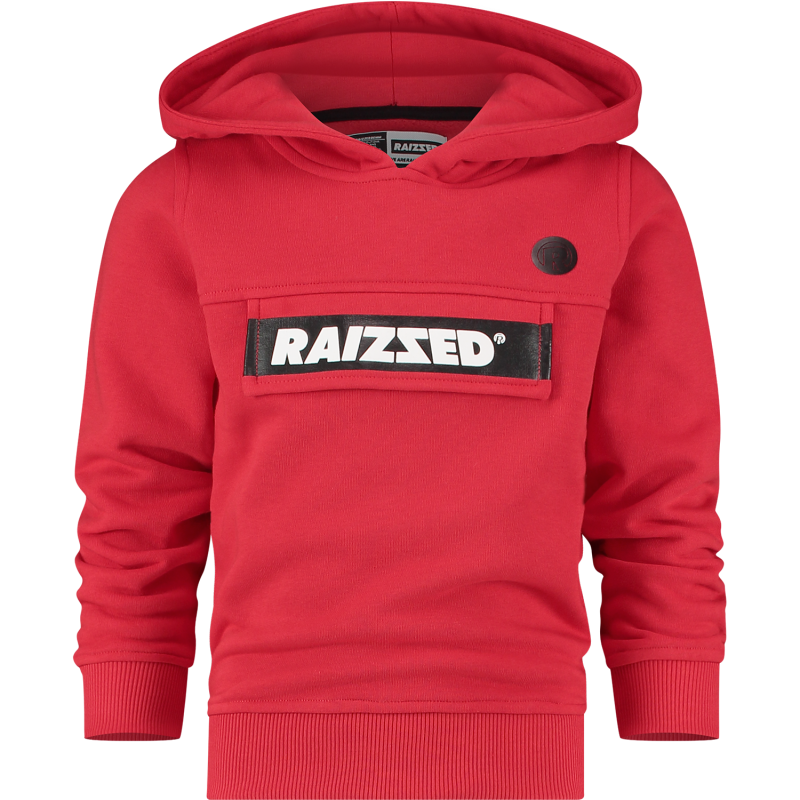 Raizzed | Hooded Sweater Norwich Blast Red