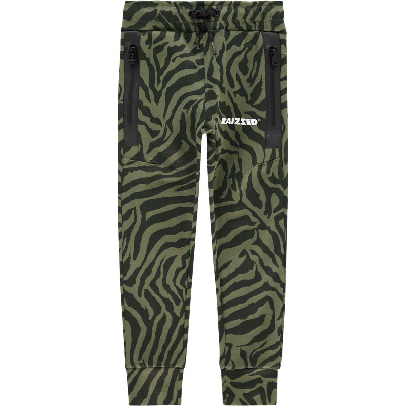 Raizzed | Sweatpants Lille Army Zebra