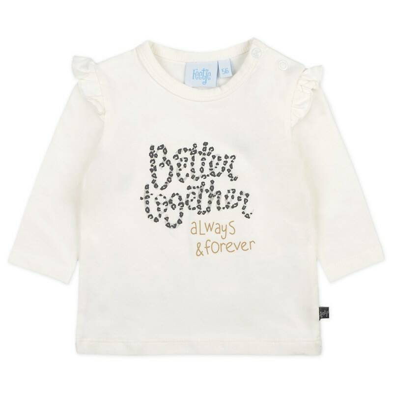 Feetje   Top Wit - Better Together