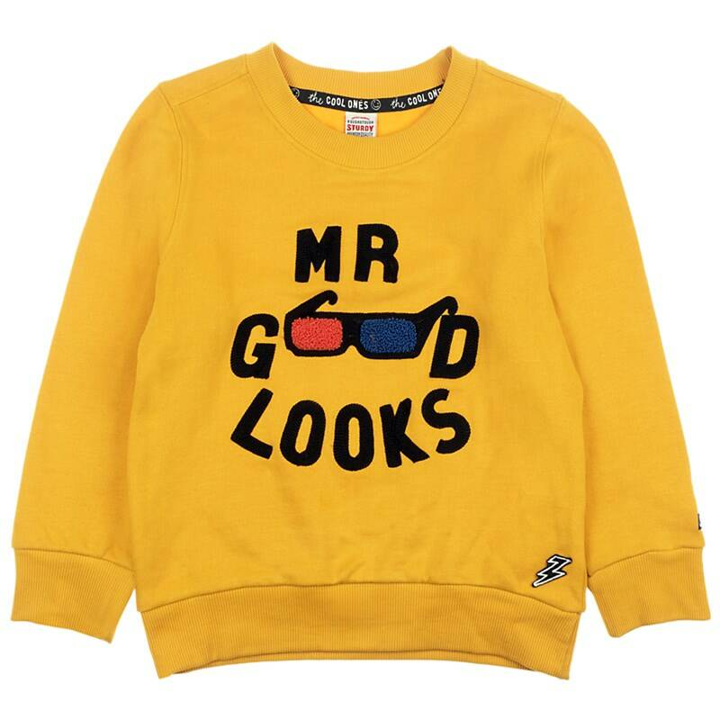 Sturdy | Sweater Yellow Good Looks