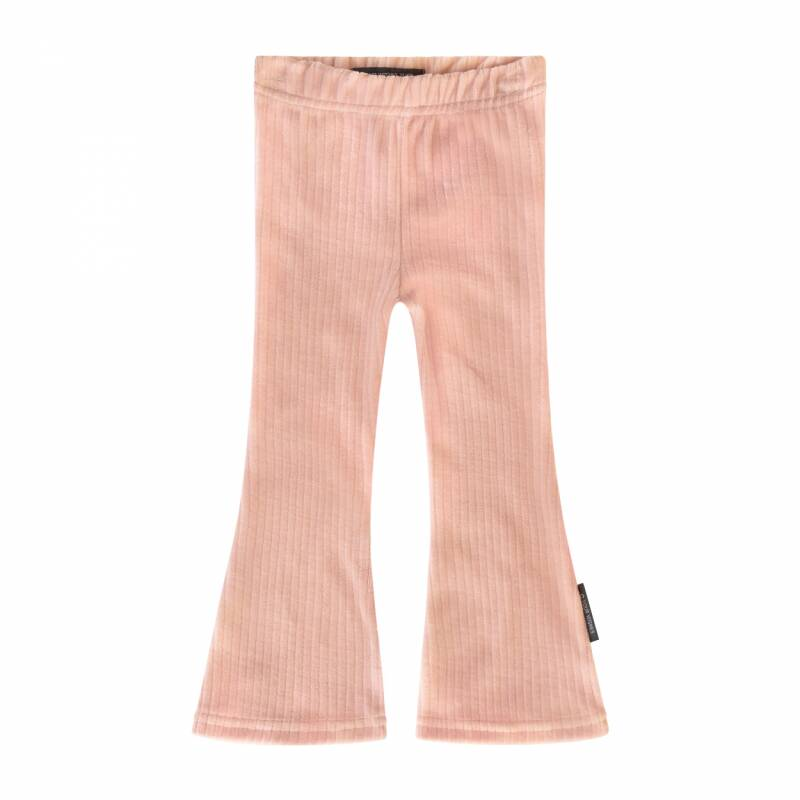 Your Wishes   Flared Pants Pink Rib