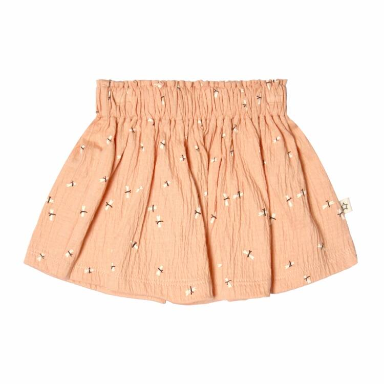 Your Wishes | Skirt Peach Dragonfly