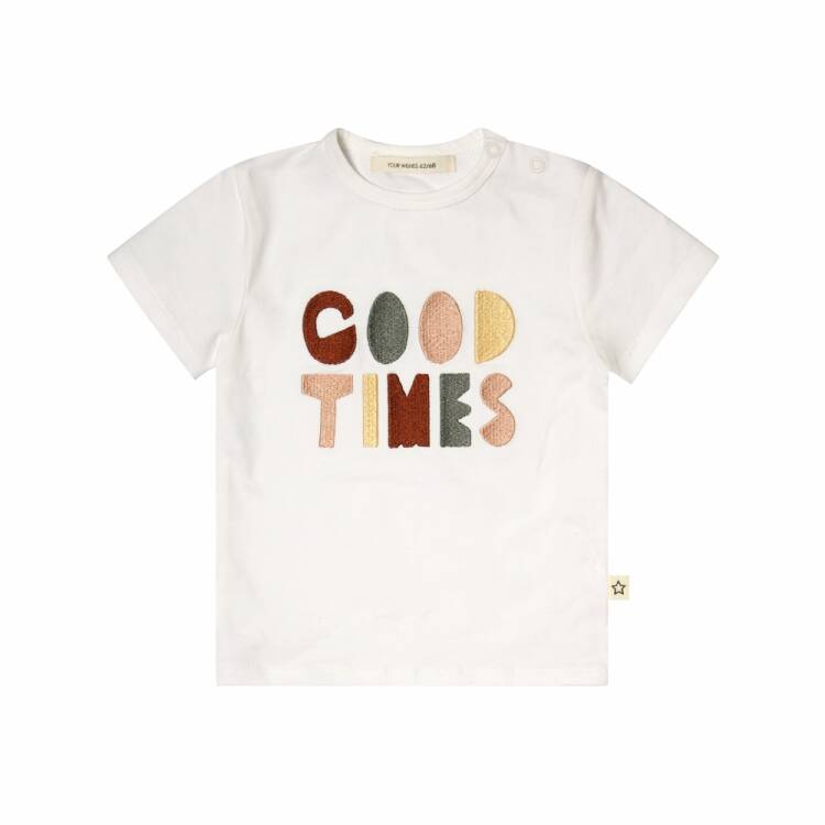 Your Wishes   T-Shirt Wit Good Times