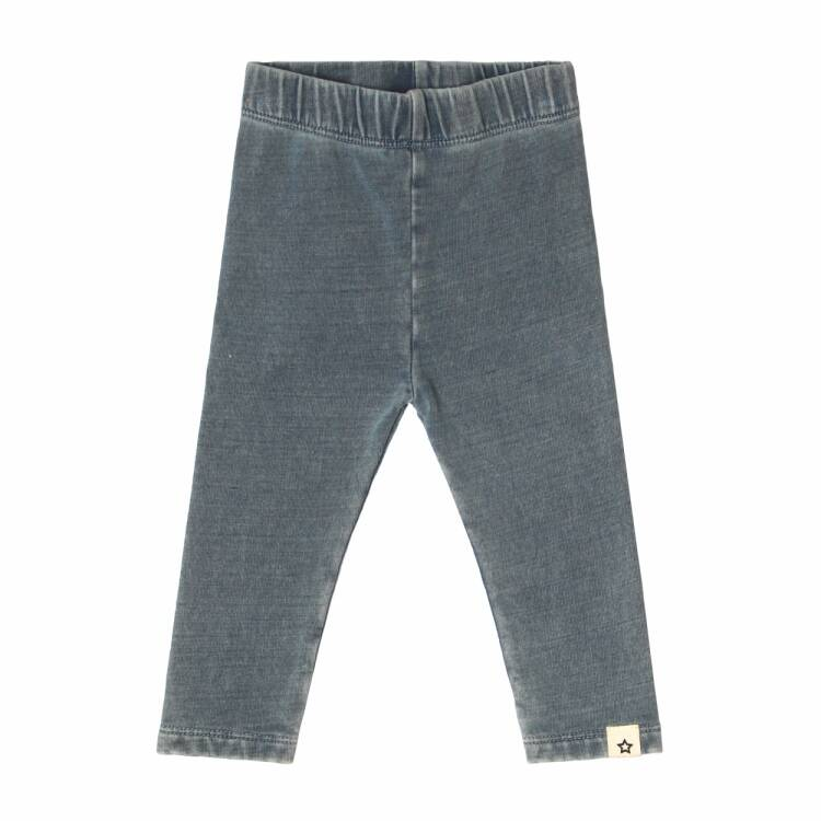 Your Wishes | Legging Knitted Denim