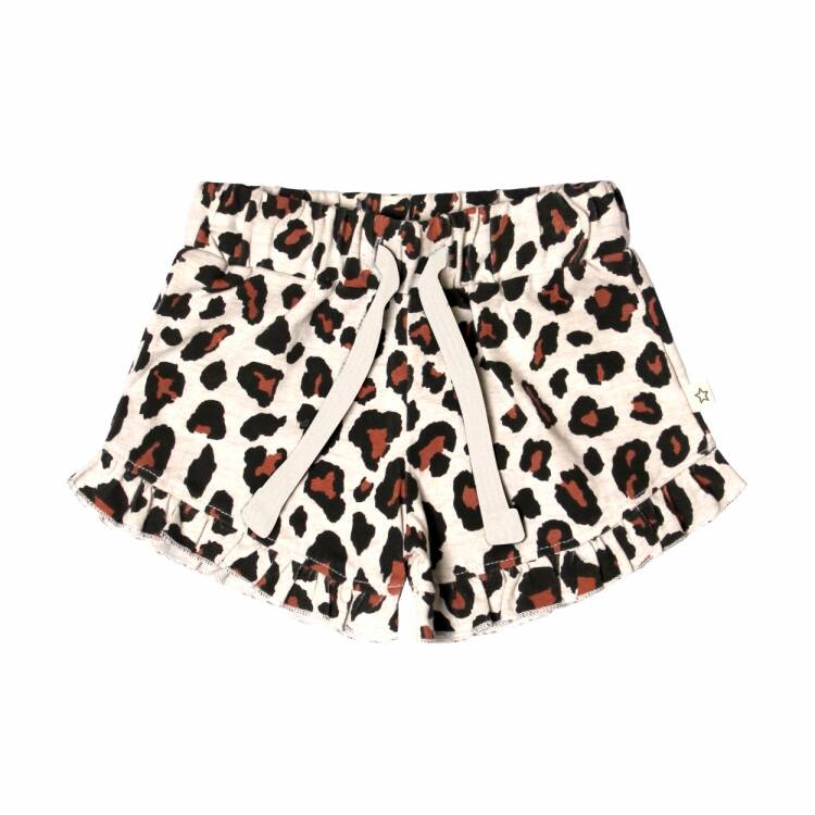 Your Wishes | Short Ruffle Leopard