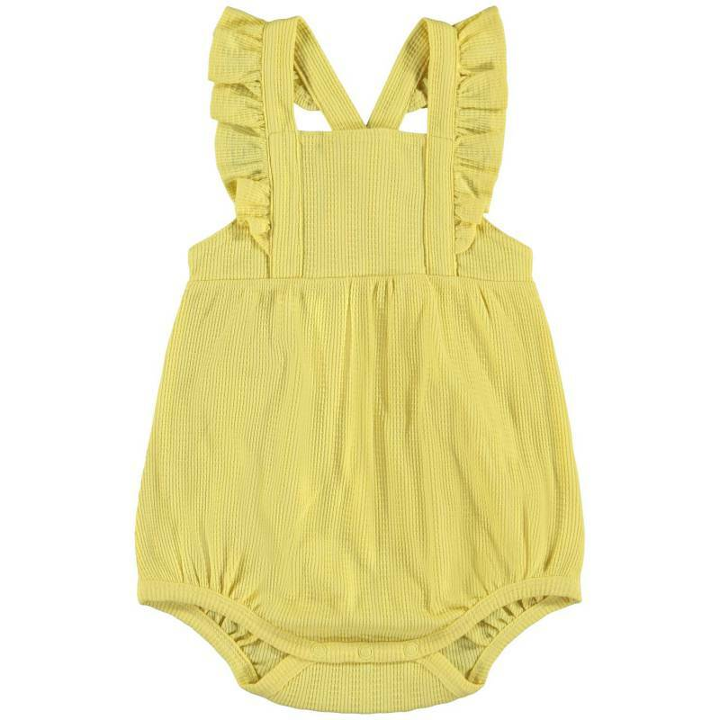 Name It | Babysuit Herdis Geel