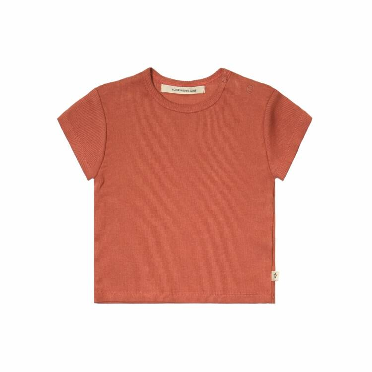 Your Wishes | T-Shirt Rib Terra Loose Tee