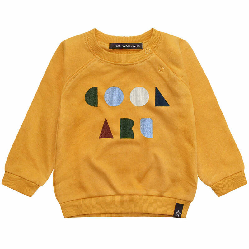 Your Wishes   Sweater Ochre Art