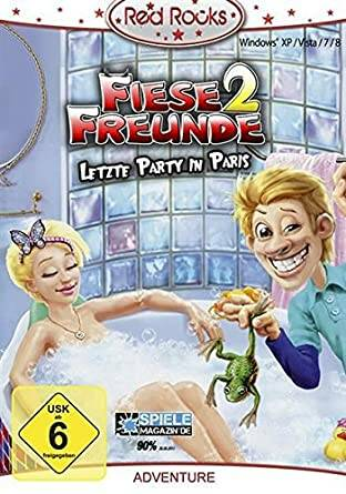 Fiese Freunde 2 - Letzte Party in Paris - [PC]