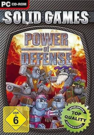 Solid Games - Power of Defense - [PC]