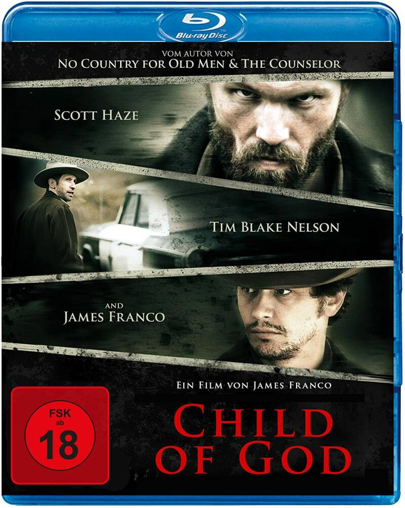 Child of God [Blu-ray]