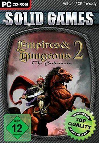 Empires & Dungeons 2 - The Sultanate (PC, 2011, DVD-Box)
