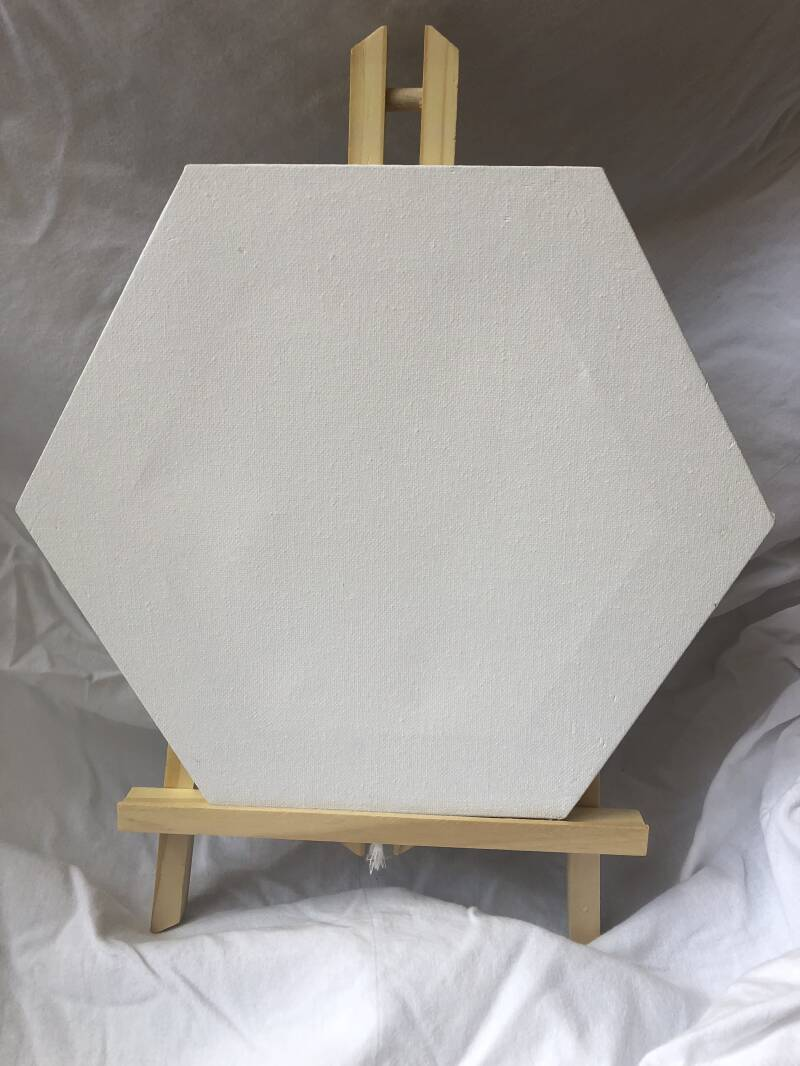 COMMISSION PAINTING 3.0 OCTAGON