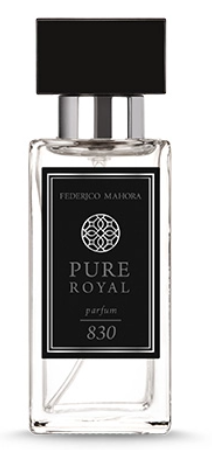 830 Pure Royal Heren Parfum ORIËNTAL WITH A FRUITY NOTE