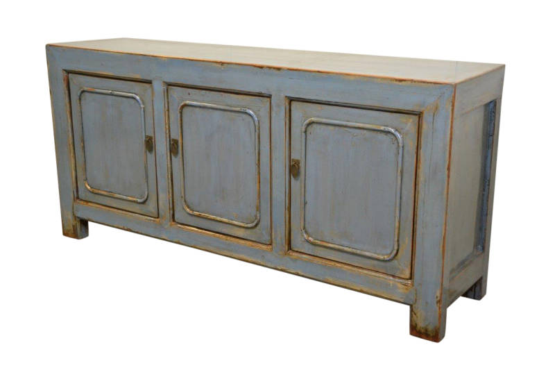 (119) Chinees dressoir 180cm. breed