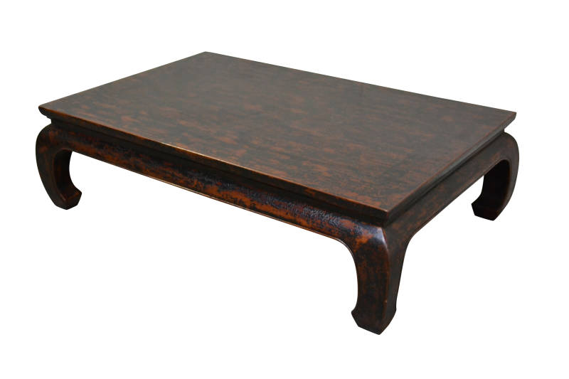 (201) oude Chinese tafel 140cm. Lengte
