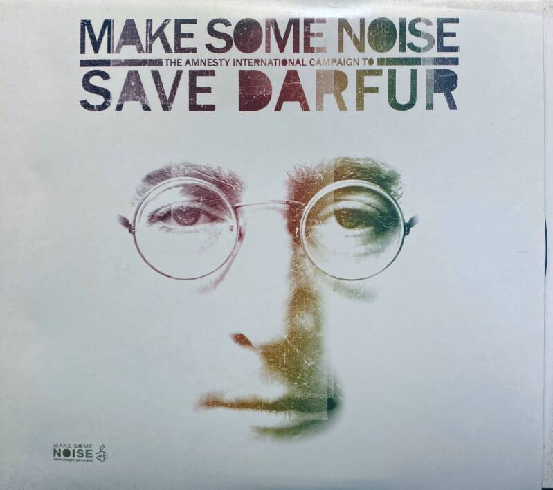 CD Save Darfur Make some noise