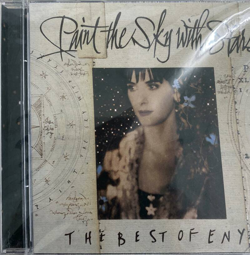 CD Enya - Paint the sky with stars