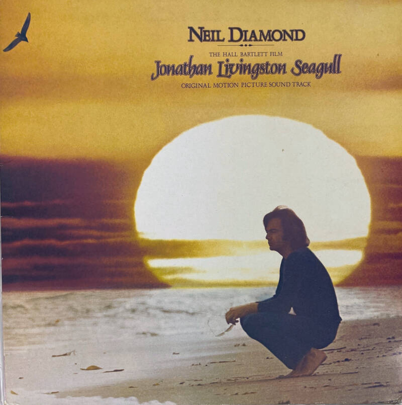 LP - Neil Diamond - Jonathan Livingstone Seagull