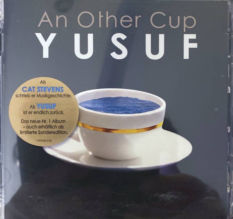 CD - Yusuf  ( Cat Stevens ) An Other cup