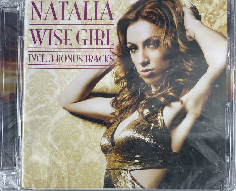 CD - Natalia - Wise girl