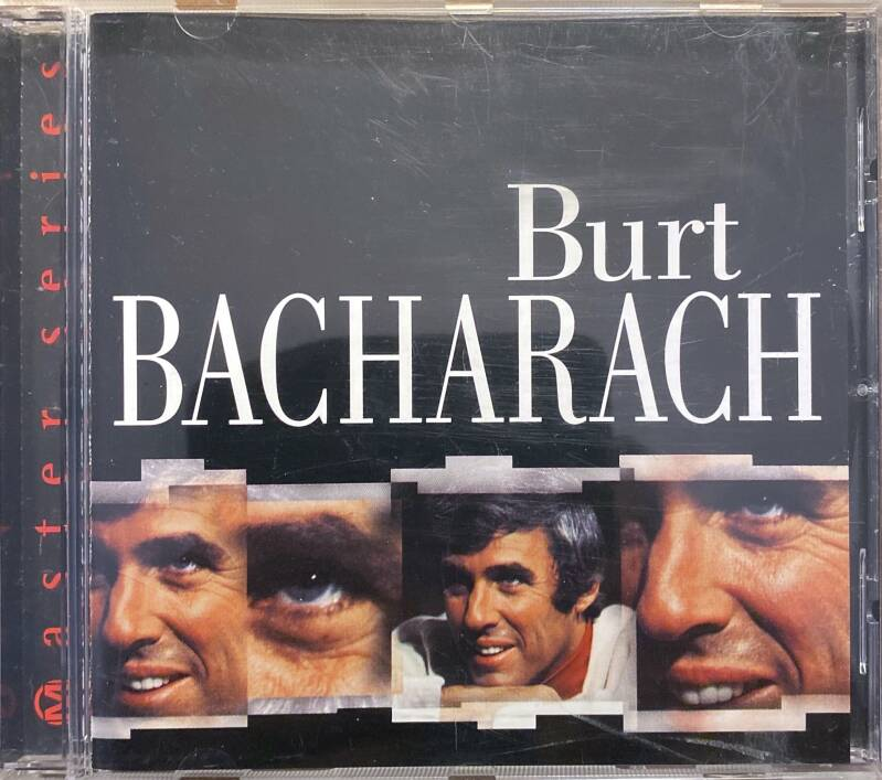 CD Burt Bacharach - Best of